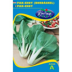 Seminte de Salata asiatica Pak-Choy - KM - Brassica chinensis