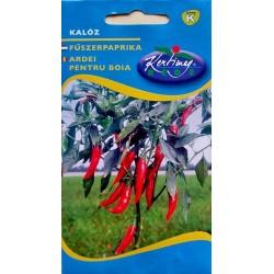 Seminte de Ardei pentru boia Kaloz - KM - Capsicum annuum
