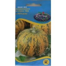 Seminte de Dovleac pentru seminte Daki 802 - KM - Cucurbita pepo var. pepo Riesen Melonen