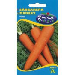 Seminte de Morcovi Tinga - KM - Daucus carota