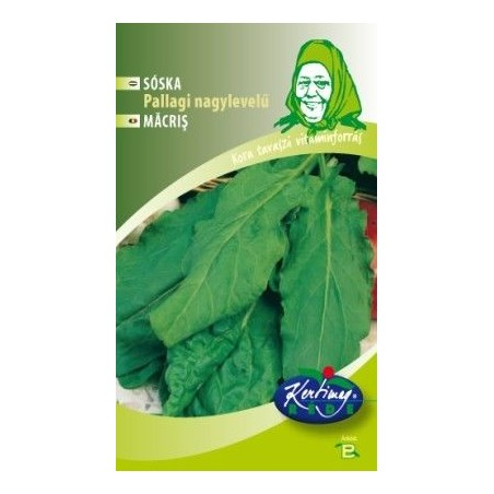 Seminte de Macris Pallagi - GB - Rumex acetosa