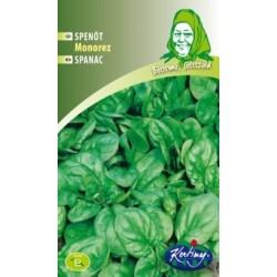 Seminte de Spanac Monorez - KM - Spinacia oleracea