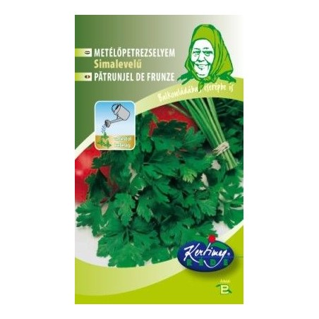 Seminte de Patrunjel frunze - GB - Petroselinum crispum