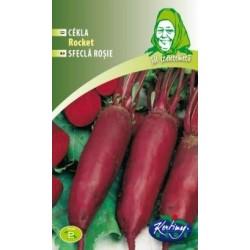 Seminte de Sfecla rosie Rocket - KM - Beta vulgaris
