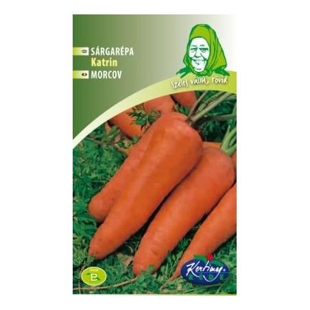 Seminte de Morcov Katrin - KM - Daucus carota
