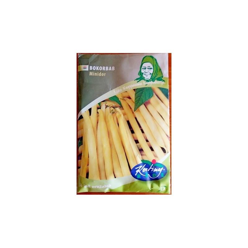 Seminte de fasole pitica Minidor - 50 g - KM - Phaseolus vulgaris
