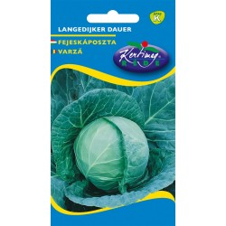 Seminte de Varza Langedijker Dauer - KM - Brassica oleracea convar capitata
