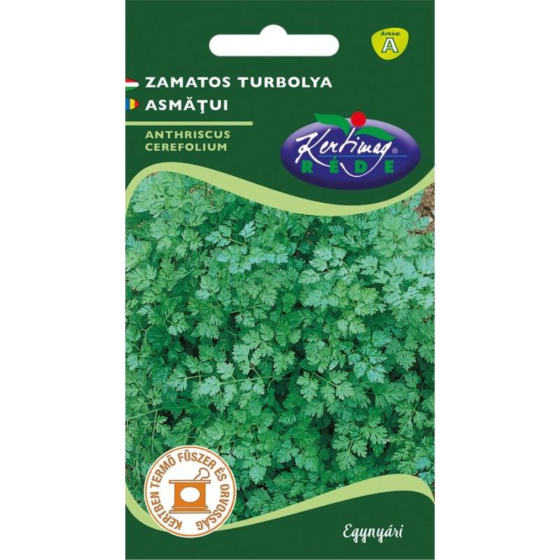 Seminte de Asmatui - KM - Anthriscus cerefolium