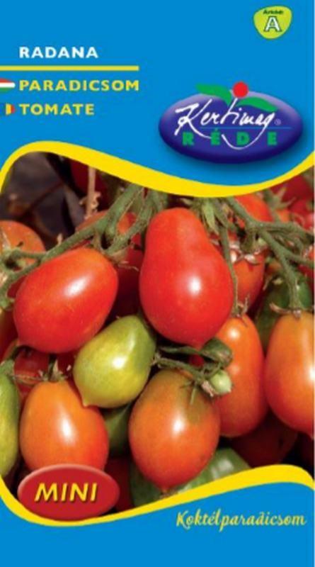 Seminte de Tomate Radana - KM - Lycopersicon esculentum