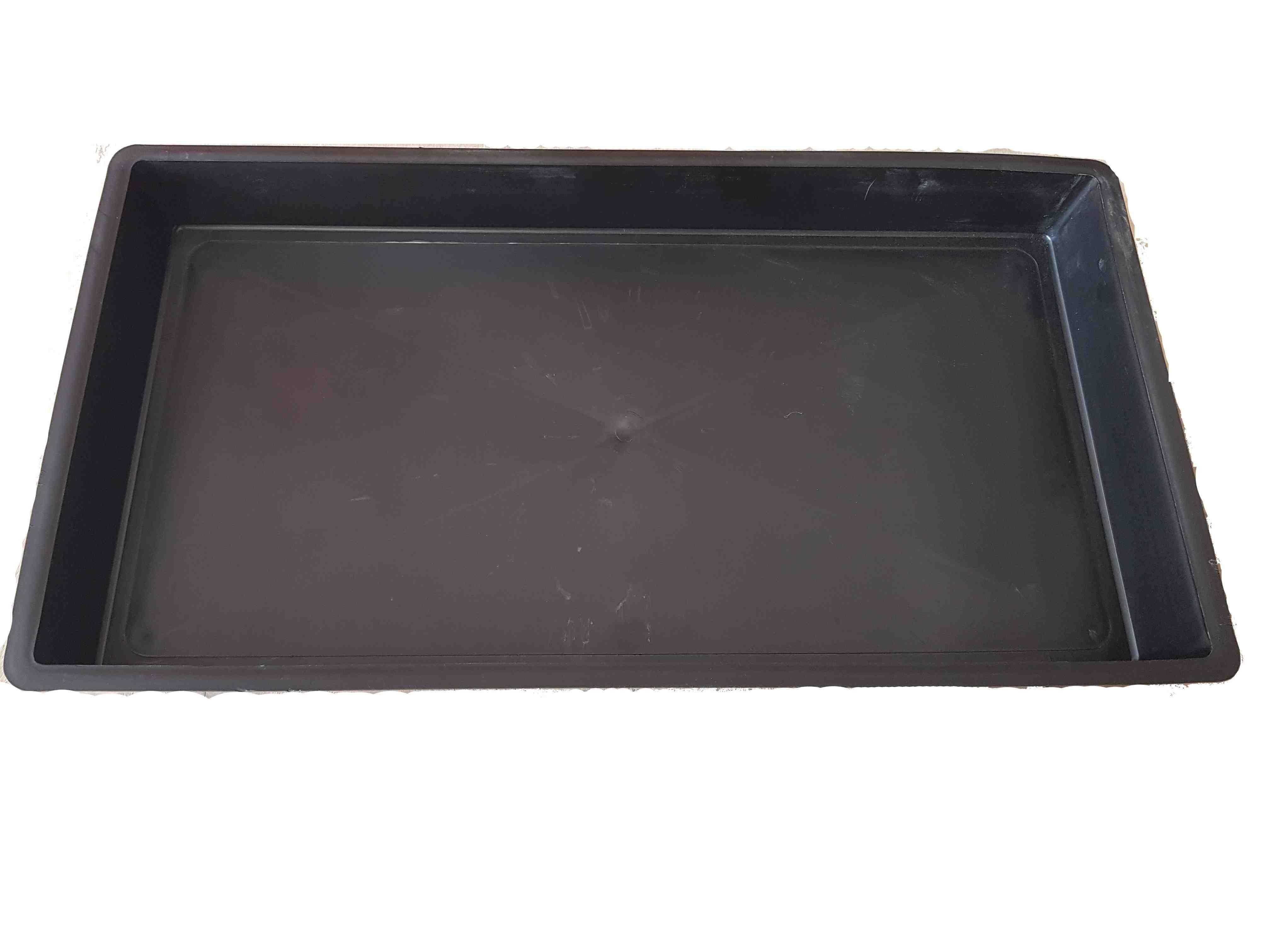 Tavita pentru udare din PE gros 58 x 29.5 cm