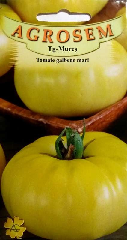 Seminte de Tomate galbene White Beauty - AS - Lycopersicon esculentum