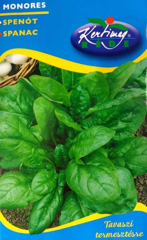 Seminte de Spanac Monores - KM - Spinacia oleracea
