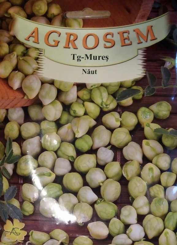 Seminte de Naut - 100g - AS - Cicer arietinum