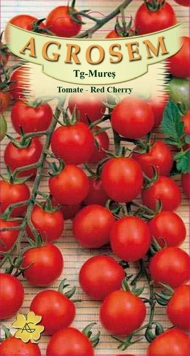 Seminte de Tomate Red Cherry - AS - Lycopersicon esculentum