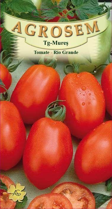 Seminte de Tomate Rio Grande - AS - Lycopersicon esculentum