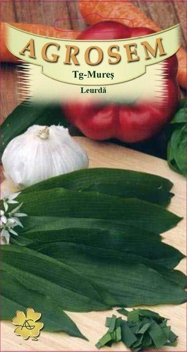 Seminte de Leurda - AS - Allium ursinum