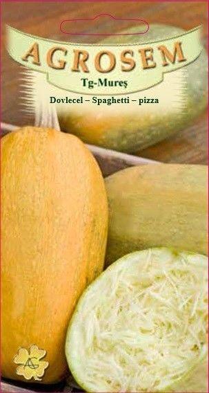Seminte de Dovlecel Spaghetti Pizza - AS - Cucurbita pepo