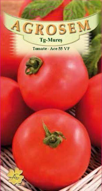 Seminte de Tomate Ace 55 - AS - Lycopersicon esculentum