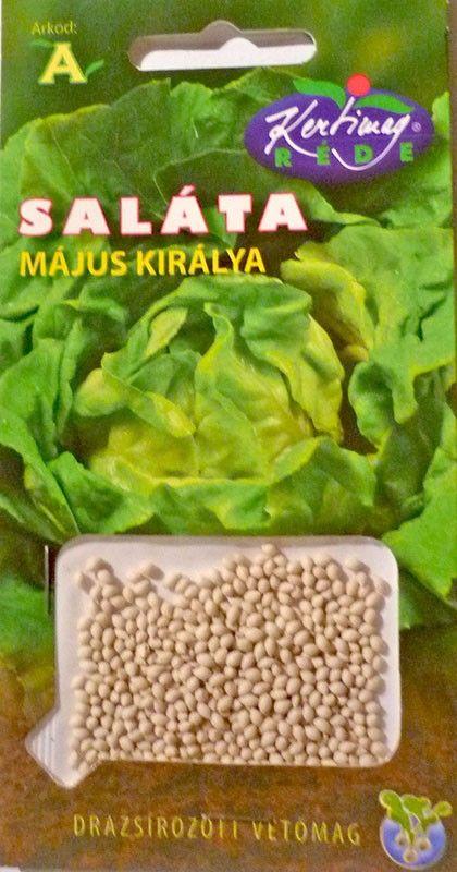 Seminte de Salata May Queen - KM - drajerate