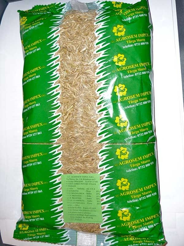 Seminte de Mixtura iarba pentru coasa 500g - AS