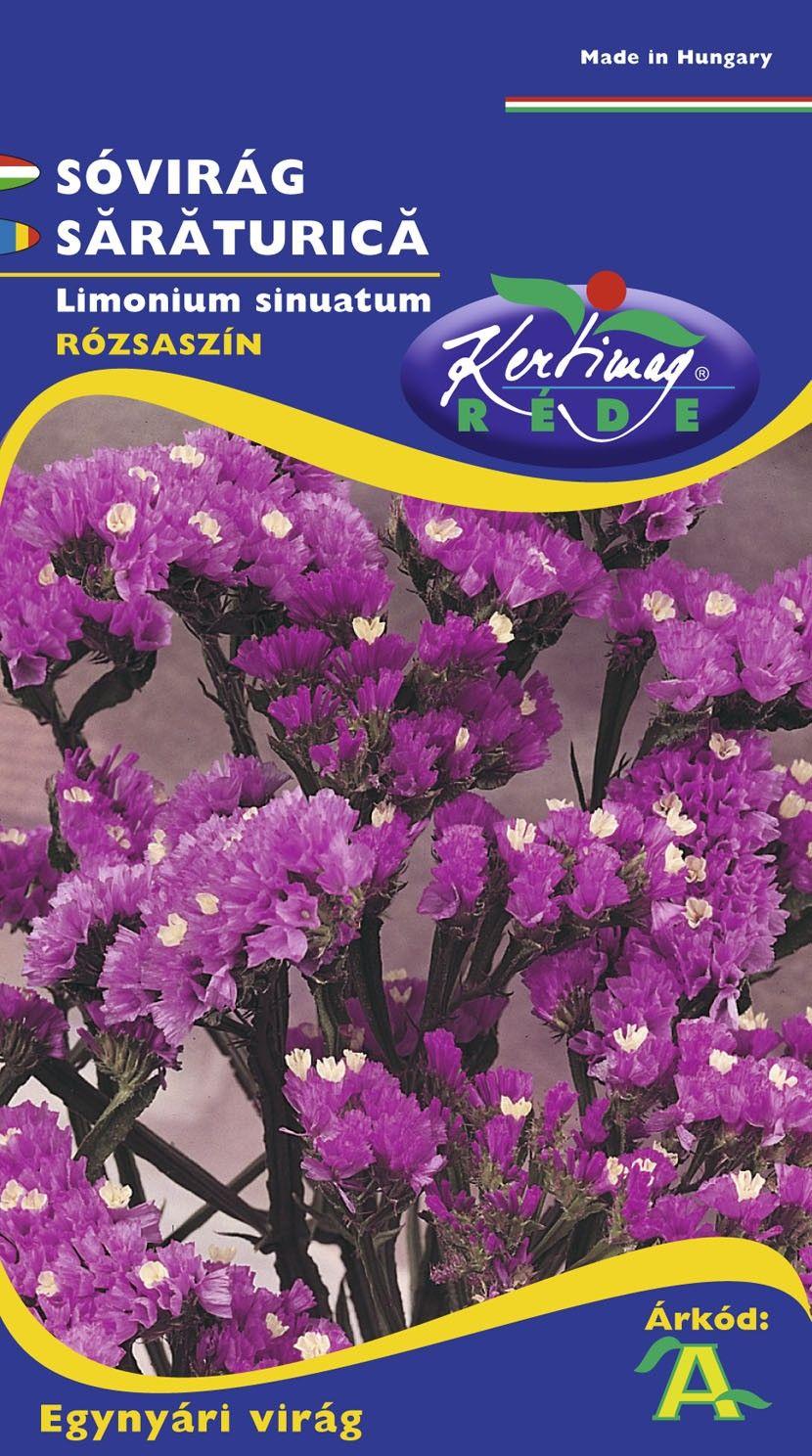 Seminte de Saraturica roz - KM - Limonium sinuatum