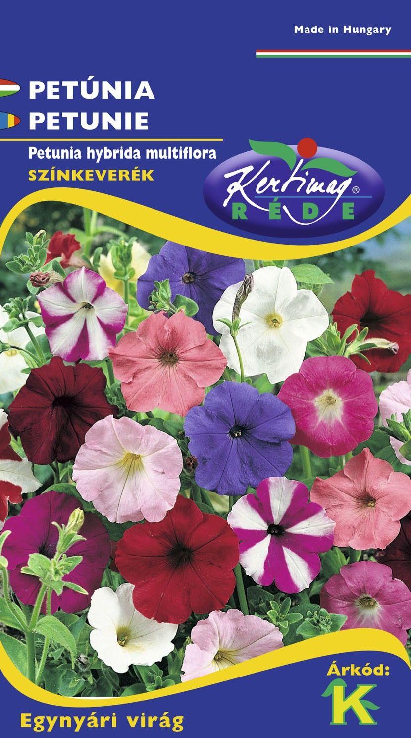 Seminte de Petunia mix - KM - Petunia hybrida multiflora