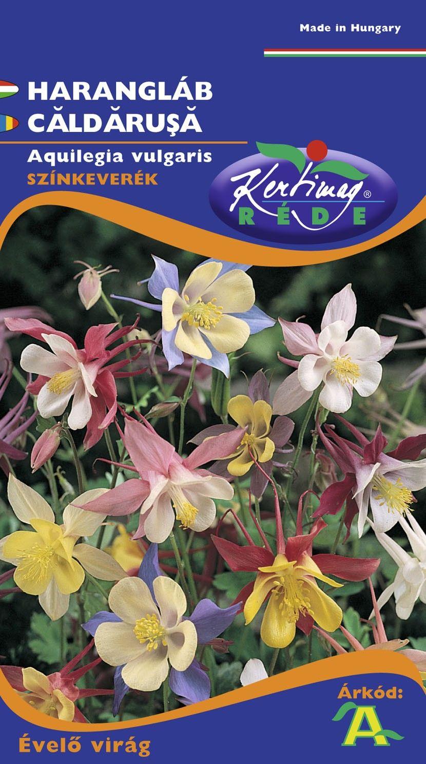 Seminte de Caldarusa mix - KM - Aquilegia vulgaris