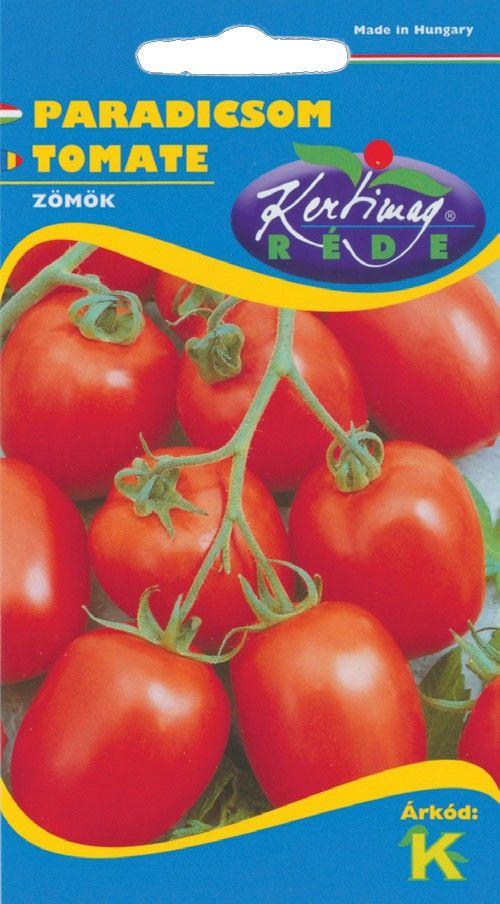 Seminte de Tomate Zomok - KM - Lycopersicon esculentum