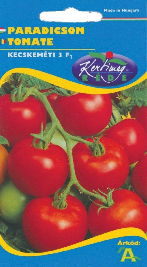 Seminte de Tomate Kecskemeti 3 F1 - KM - Lycopersicon esculentum