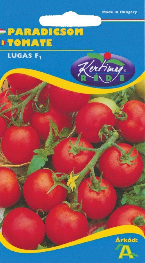 Seminte de Tomate Lugas F1 - KM - Lycopersicon esculentum