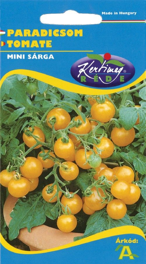 Seminte de Tomate Minigold - KM - Lycopersicon esculentum
