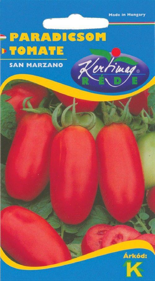 Seminte de Tomate San Marzano - KM - Lycopersicon esculentum