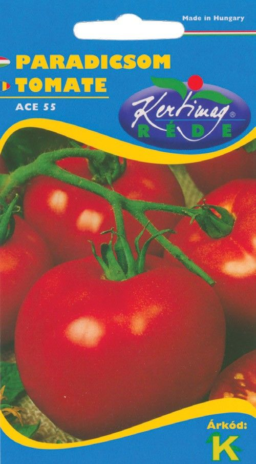 Seminte de Tomate Ace 55 - KM - Lycopersicon esculentum