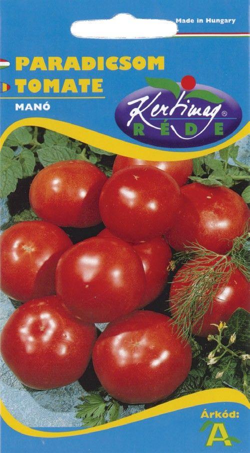 Seminte de Tomate Mano - KM - Lycopersicon esculentum