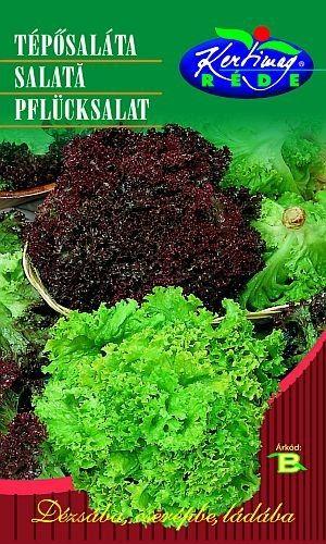 Seminte de Salata de frunze Baby leaf Trio - KM - Lactuca sativa convar. secalina