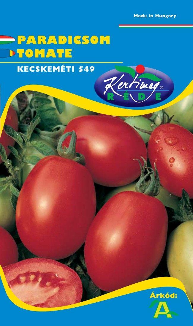 Seminte de Tomate Kecskemeti 549 - KM - Lycopersicon esculentum