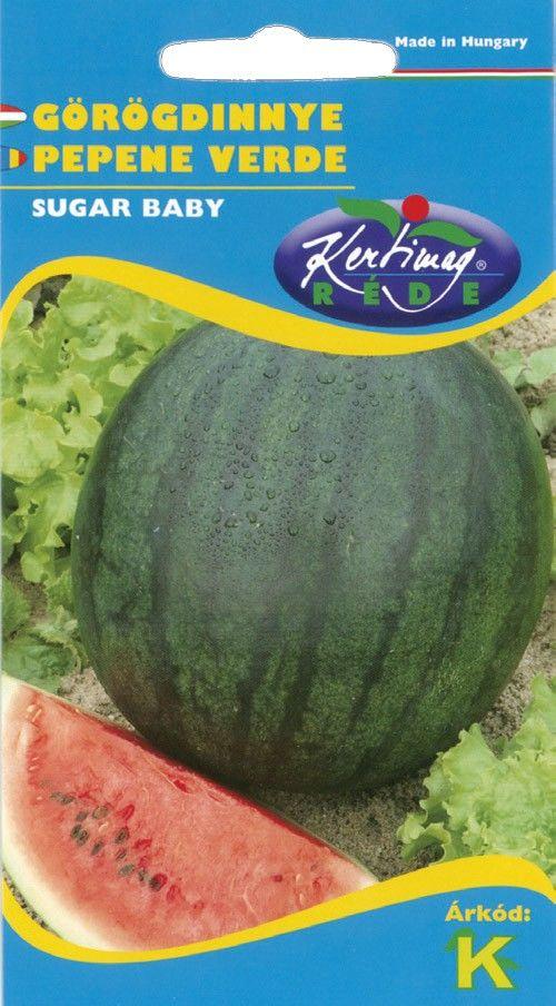 Seminte de Pepene verde Sugar Baby - KM - Citrullus lanatus