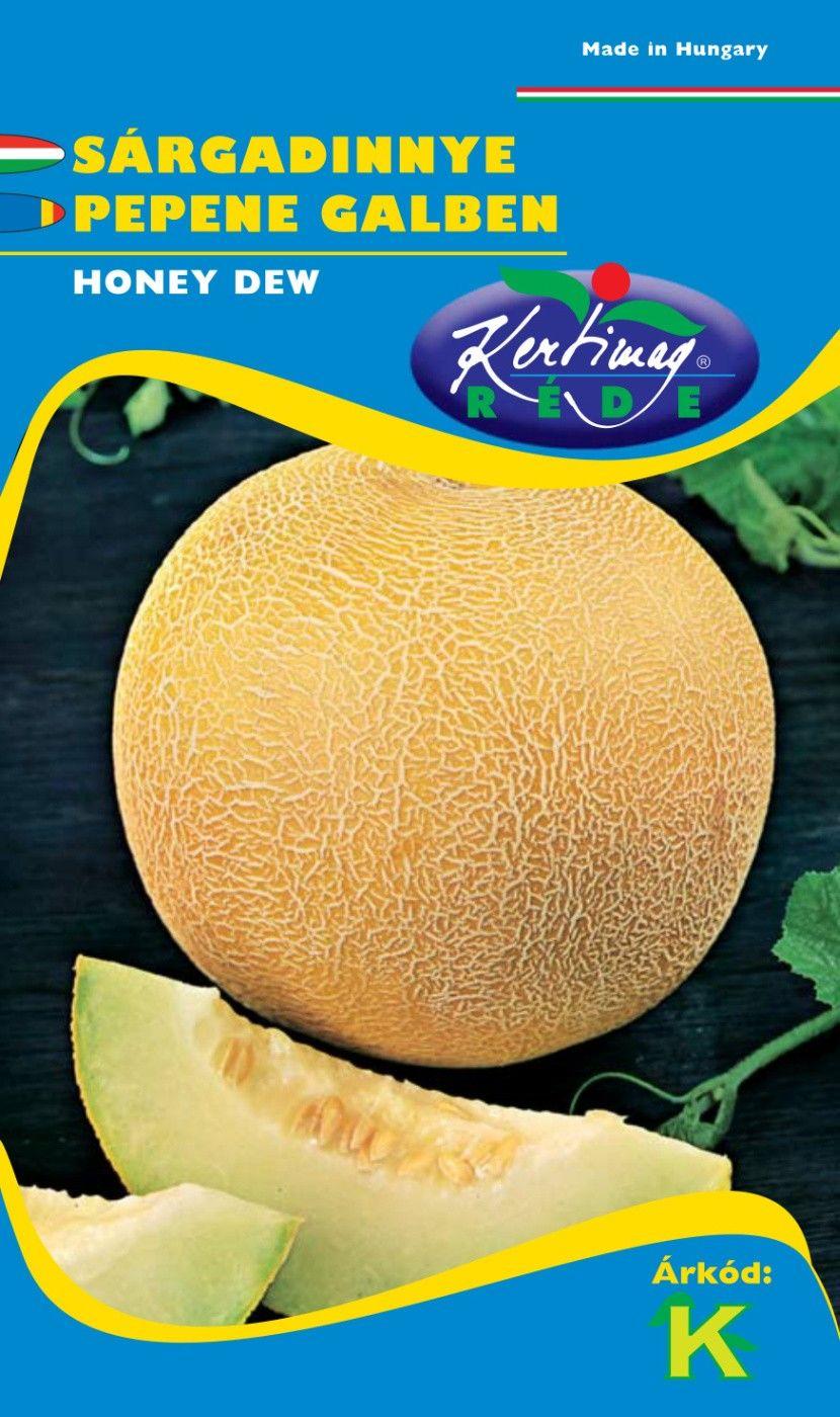 Seminte de Pepene galben Honey Dew - KM - Cucumis melo
