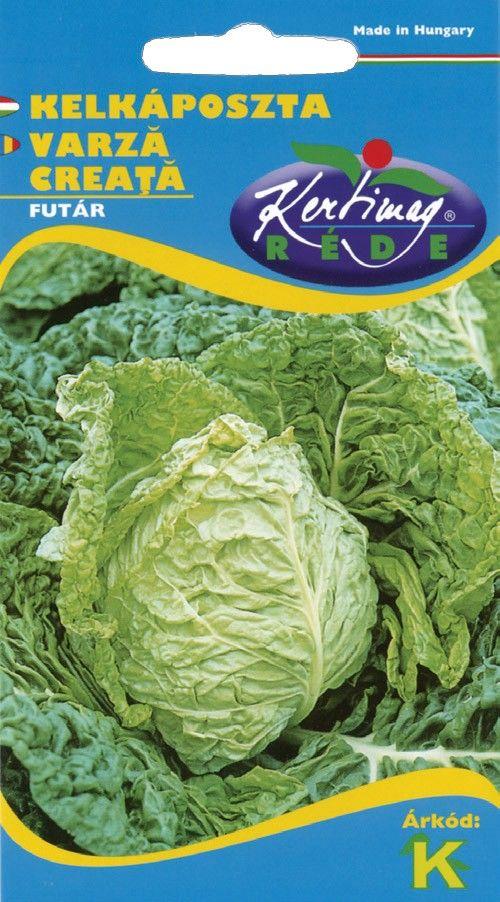 Seminte de Varza creata Futar - KM - Brassica oleracea convar bullata