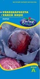 Seminte de Varza rosie Rufus - KM - Brassica oleracea capitata rubra