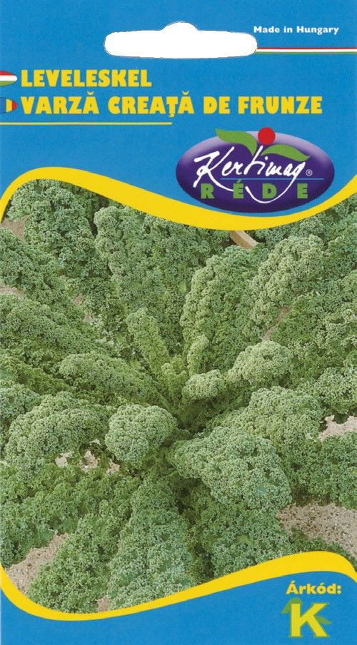 Seminte de Varza creata de frunze - KM - Brassica oleracea convar acephala