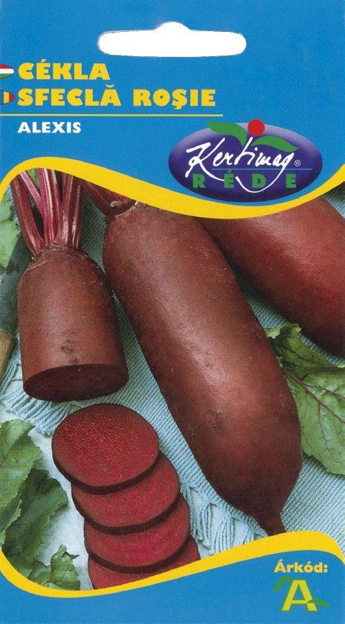 Seminte de Sfecla rosie Alexis - KM - Beta vulgaris conditiva