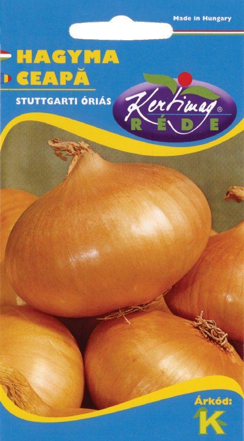 Seminte de Ceapa Stuttgarter Riesen - KM - Allium cepa