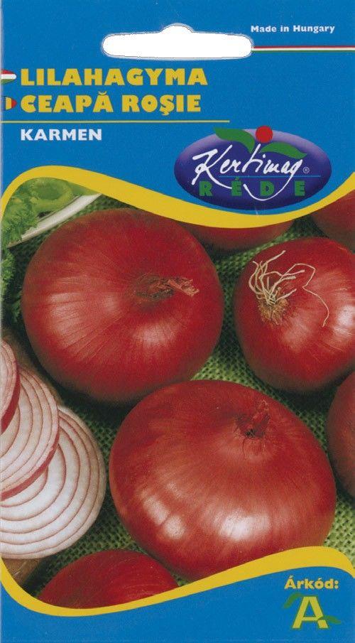 Seminte de Ceapa rosie Karmen - KM - Allium cepa