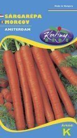Seminte de Morcovi Amsterdam - KM - Daucus carota spp. sativus