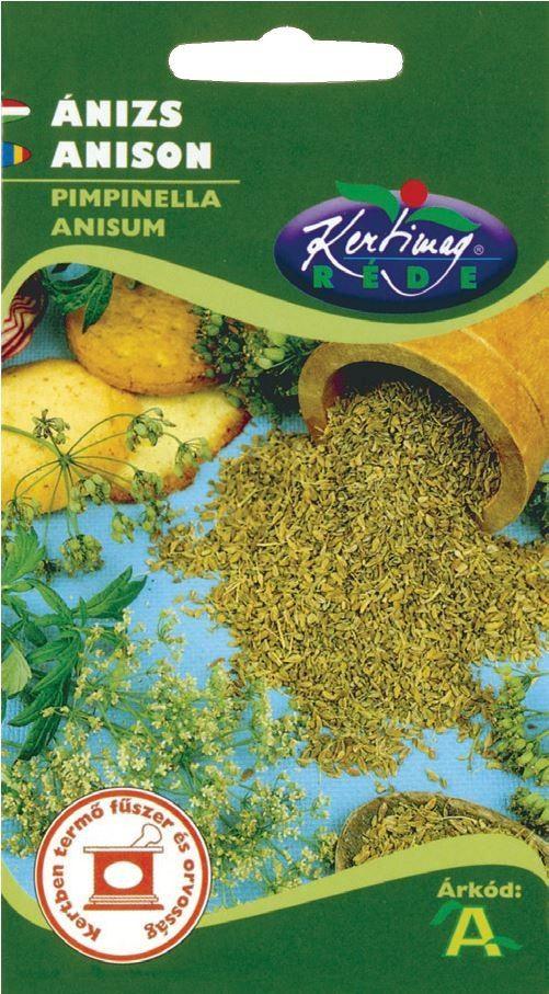 Seminte de Anason - KM - Pimpinella anisum