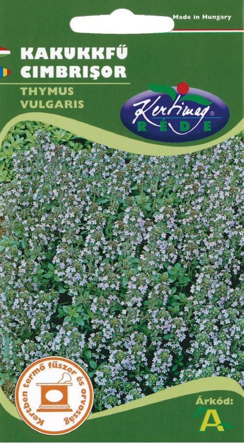 Seminte de Cimbrisor - KM - Thymus vulgaris