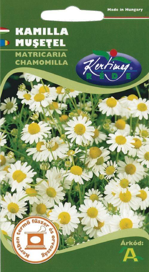 Seminte de Musetel - KM - Matricaria chamomilla