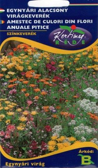 Seminte Amestec de flori anuale pitice - KM