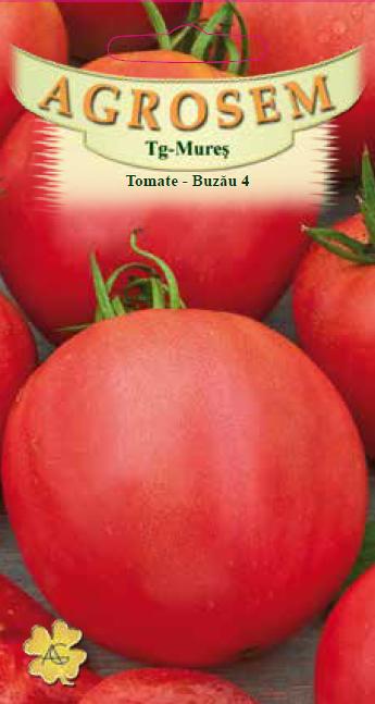 Seminte de Tomate Buzau 4 - AS - Lycopersicon esculentum